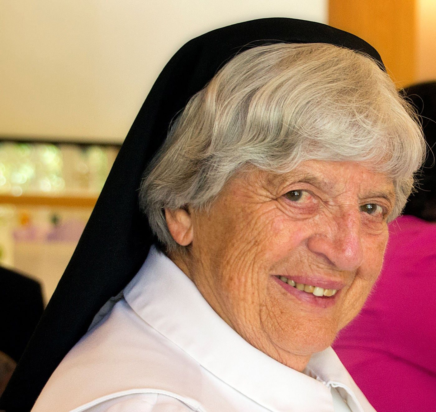 We Say Goodbye to Sister Maria Foraboschi, O.P.