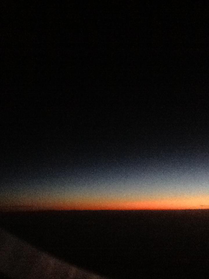 Gazing at the Horizon