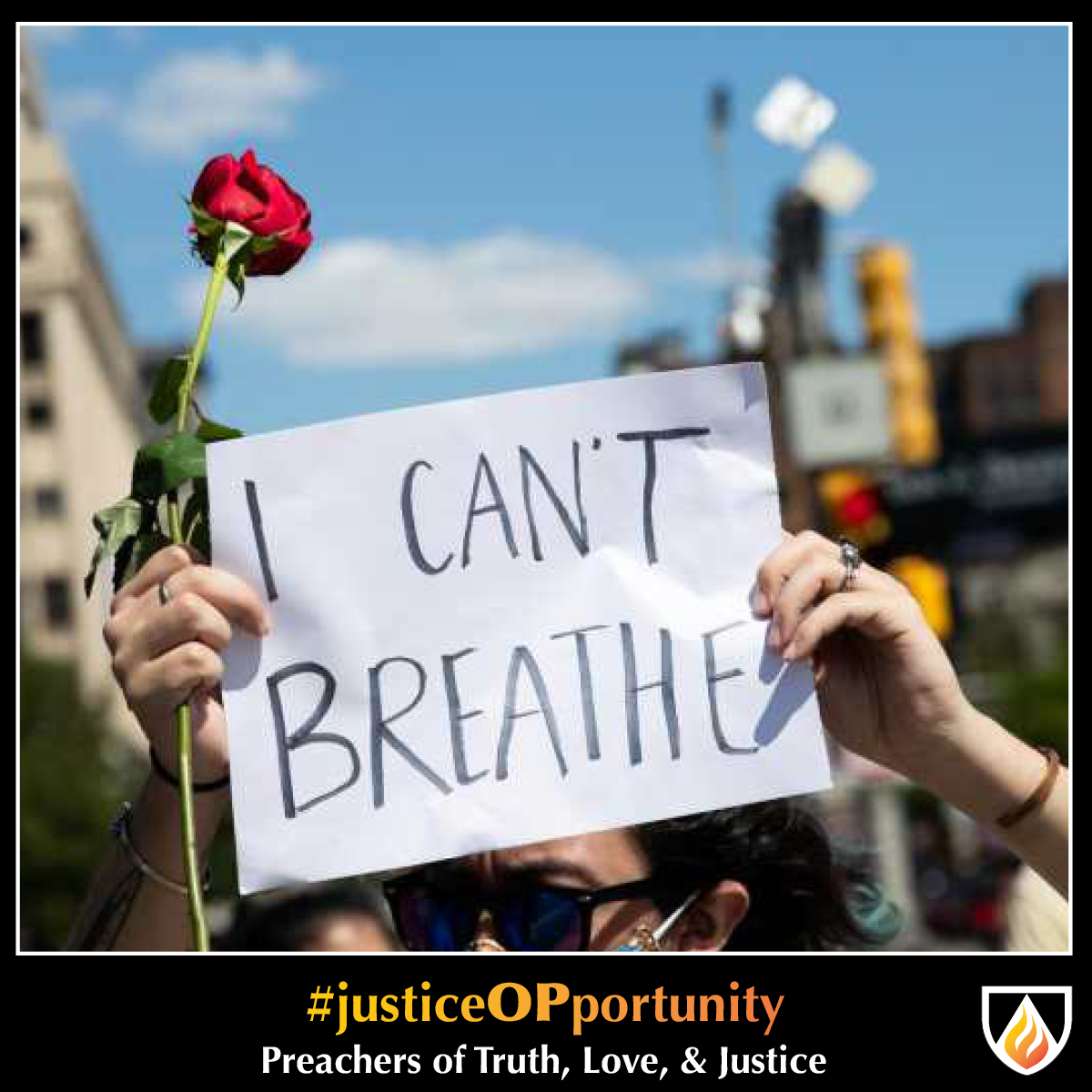 #justiceOPportunity Thursday: June 4, 2020