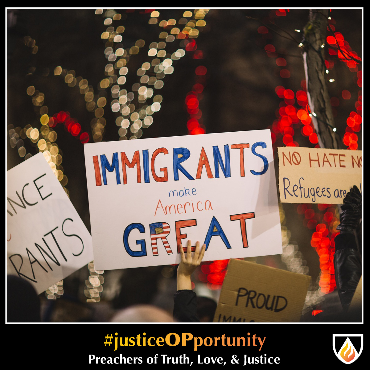#justiceOPportunity Thursday: June 11, 2020