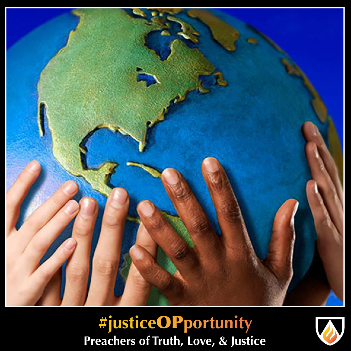 #justiceOPportunity Thursday, June 25, 2020