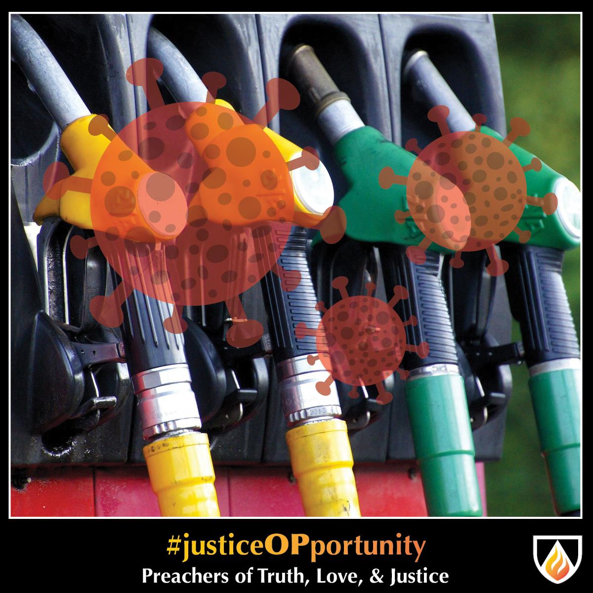 #justiceOPportunity Thursday—October 22, 2020