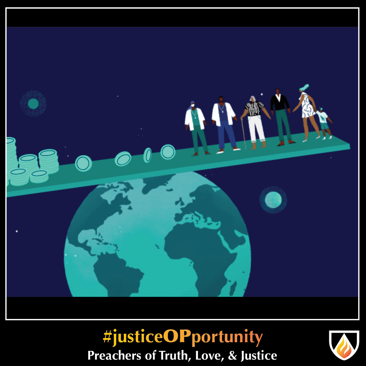 #justiceOPportunity Thursday—January 7, 2021