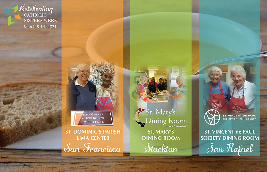 Challenge to End Hunger: Catholic Sisters Week 2021