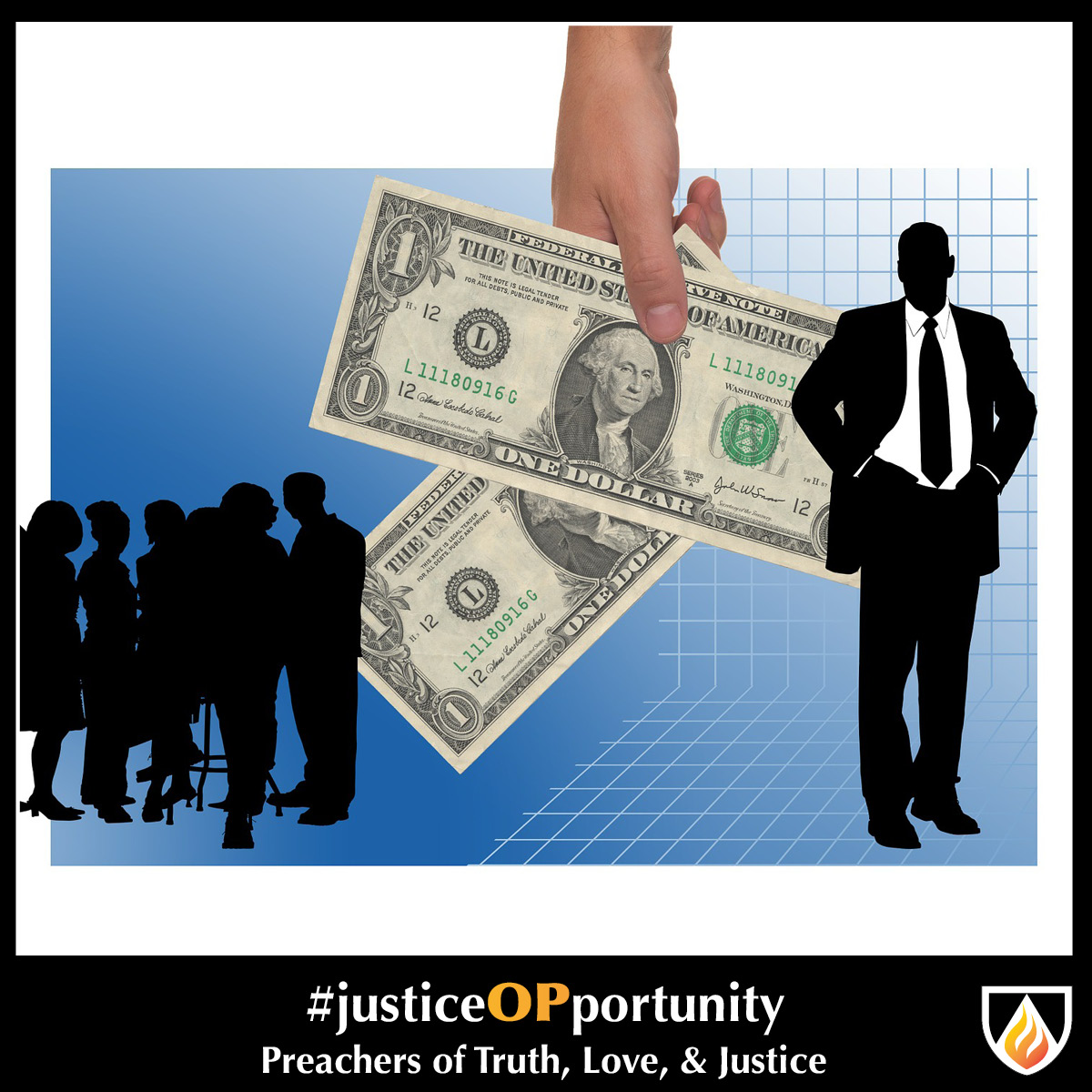 #justiceOPportunity Thursday—May 27, 2021