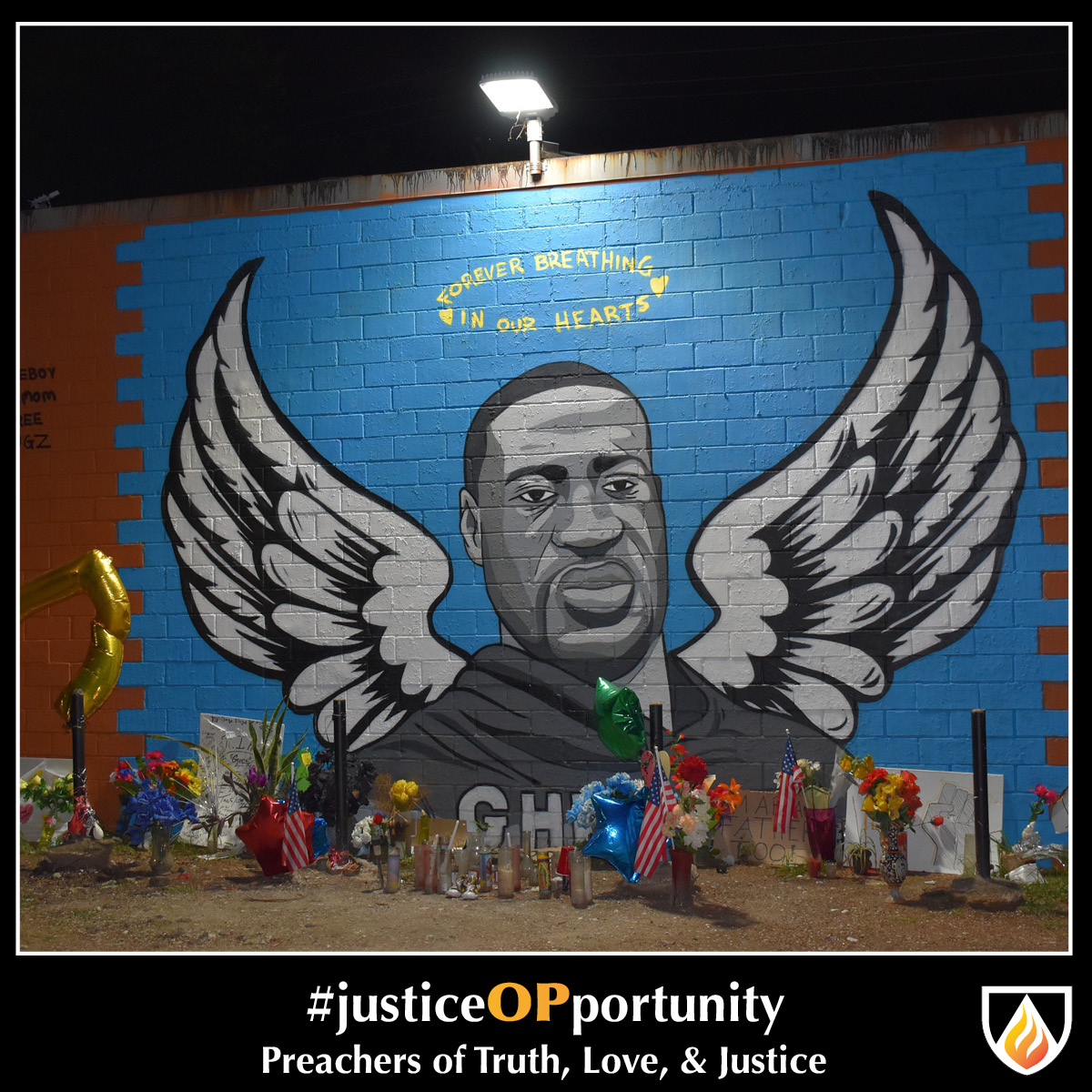 #justiceOPportunity Thursday—June 3