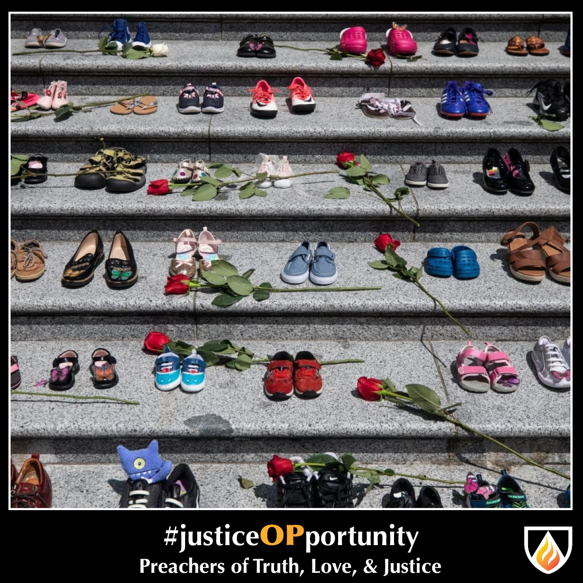 #justiceOPportunity Thursday