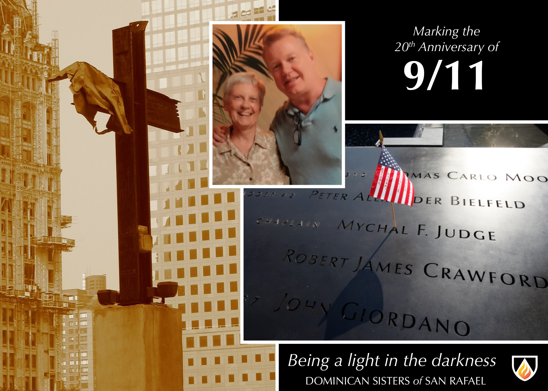 A Light in the Darkness—A Reflection for the 20thAnniversary of 9/11